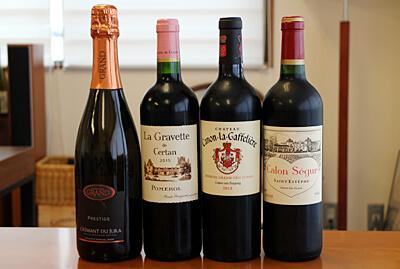 秋の銘醸ワインを味わう会  -サンク・センスワインCLUBメンバー限定-