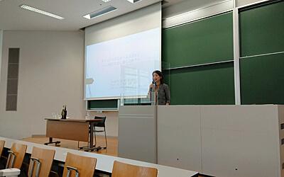法政大学 キャリアデザイン学部の授業「キャリアモデルケーススタディー」にて講演を行いました