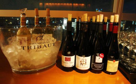 11/19(木)、11/20(金)19時 秋の新酒ボジョレー・ヌーヴォーを味わうワイン会 *終了しました