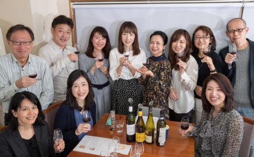 ワインスクール初級クラス セレクト受講(単回参加)も受付中です!