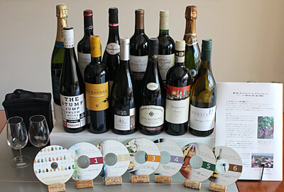 【近くにワインスクールがない】【決まった時間や曜日に通えない】という方に制作しました